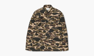 "Carhartt WIP Spring/Summer 2015 ""Camo"" Capsule Collection"