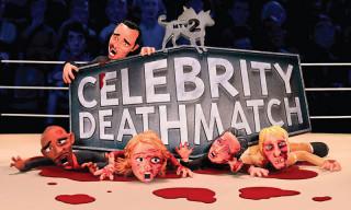 'Celebrity Deathmatch' to Return on MTV2