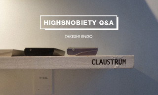 Highsnobiety Q&A | CLAUSTRUM Founder Takeshi Endo