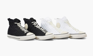 "Converse Chuck Taylor All Star Spring/Summer 2015 ""Mono Weave"" Collection"