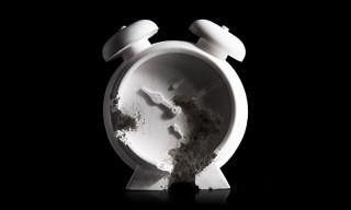 Daniel Arsham Future Relic 03 'Clock'