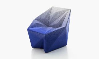Daniel Libeskind x Moroso Gemma Armchair