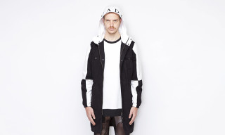 Deutsche & Japaner x Ucon Acrobatics Spring/Summer 2015 Artist Collection