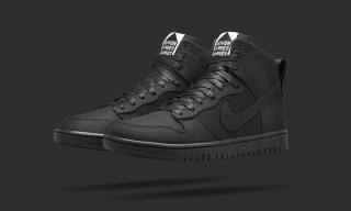 Dover Street Market x NikeLab Dunk Lux High Pack