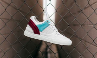 "Filling Pieces Low Top ""Mixed Pleated Transformed"""