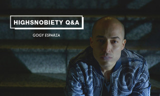 "Highsnobiety Q&A | Gogy On His ""NEW MONEY"" Tokyo Exhibition"