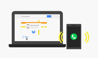 "Google Launches ""Find My Phone"""