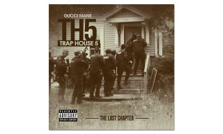 Download Gucci Mane's 'Trap House 5 (The Final Chapter)' Mixtape