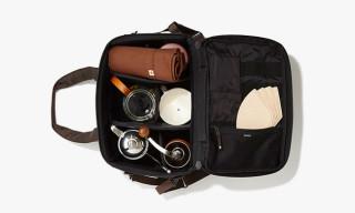 HEAD PORTER x TORIBA COFFEE Portable Brew Kit