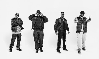 Watch Behind the Scenes of Wu-Tang Clan's Shoot for 'Highsnobiety Magazine' Issue 10