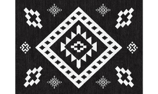 Illulian x Marcelo Burlon County of Milan Rug Capsule Collection