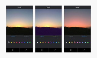 Instagram Launches Color and Fade Tools