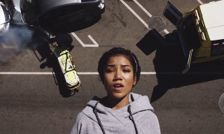 "Watch the Official Music Video for Jhene Aiko's ""Eternal Sunshine"""