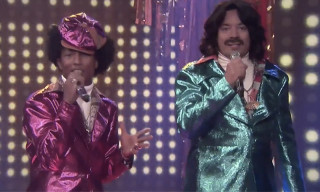 Watch Jimmy Fallon & Pharrell Williams Perform as '80s R&B Duo