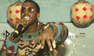 Listen to Kanye West's Beat Mixtape From 2001