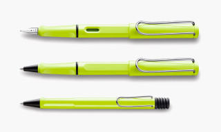 "Lamy Safari Special Edition ""Neon Lime"" Fountain Pen"
