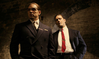 Watch the Official Teaser Trailer for 'Legend' Starring Tom Hardy
