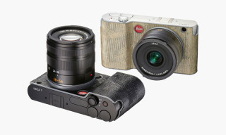 Leica T Hosoo Limited Edition Camera Set