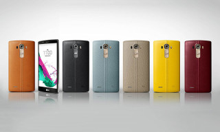 LG Unveils the LG G4