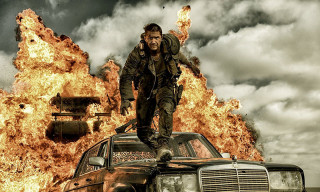 Watch the Second Official Trailer for 'Mad Max: Fury Road' Starring Tom Hardy & Charlize Theron