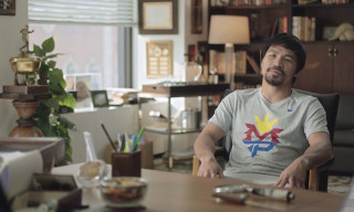 "Watch Foot Locker's New ""It's Really Happening"" Commercial Featuring Manny Pacquiao"