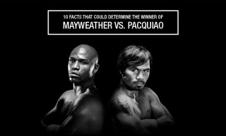 10 Facts That Could Determine the Winner of Mayweather vs. Pacquiao
