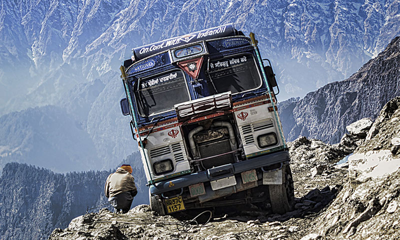 8 Of The Most Dangerous Roads In The World Highsnobiety