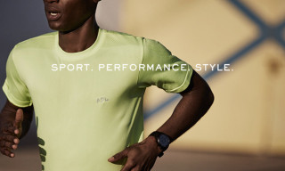MR PORTER Launches Sport e-Store