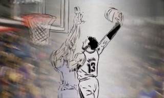Watch the Top 10 Plays of the NBA Season Animated