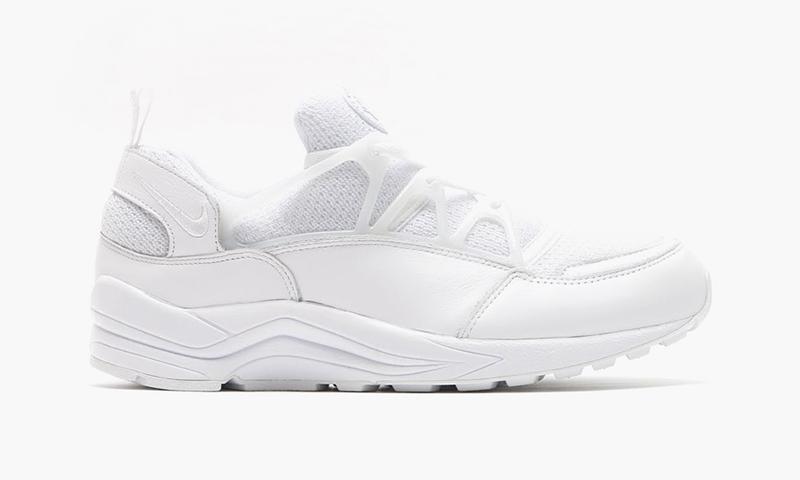 51b8a9ec236c durable modeling Nike Air Huarache Light White Highsnobiety ...