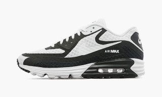 "Nike Air Max Lunar90 Breeze ""Black/White"""