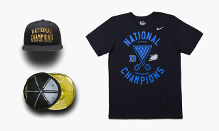Nike Celebrates Duke's 5th National Championship With Limited Edition Apparel