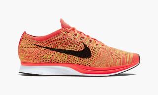 """Nike Flyknit Racer """"Bright Crimson/Black/Volt"""""""