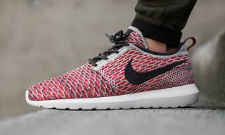 """Nike Roshe Flyknit """"Bright Crimson/Anthracite"""""""