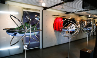 NikeLab KOBE X Elite Low HTM Installation at NikeLab LNZ1 Milan