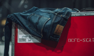 "Nudie Jeans x Nordstrom #breakingdenim Campaign ""Chicago"""