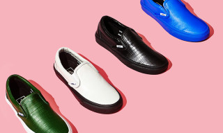 Vans for Opening Ceremony Spring/Summer 2015 Slip-On Collection