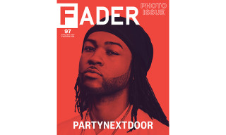 PARTYNEXTDOOR Covers 'The FADER' in His First Ever Interview