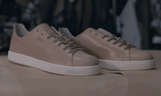 """Watch How the Slam Jam x PUMA 25th Anniversary States """"Secret Color"""" is Made"""