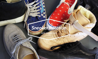 Sneaker Rotation | Nick Stavrakakis of C6