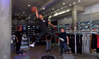 Watch Sneakerheads Compete for Rare Air Jordans