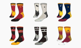Stance Announced as the Official Sock Provider for the NBA