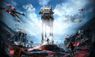 Watch the Official Reveal Trailer for 'Star Wars Battlefront'