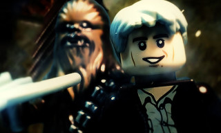 Watch the Second Official Trailer for 'Star Wars: The Force Awakens' Recreated in LEGO