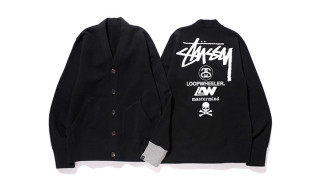 Stussy x mastermind JAPAN x LOOPWHEELER Capsule Collection