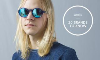 20 Swedish Brands Every Highsnobiety Reader Should Know
