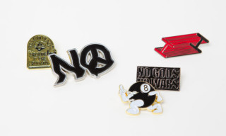 The Gift Shop Releases Sin Amor Pin Set