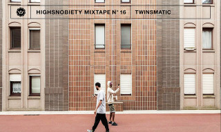 Highsnobiety Mixtape #16 | twinsmatic