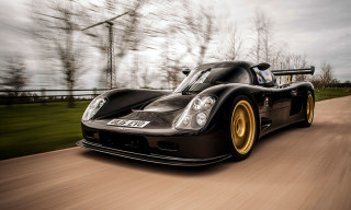 Ultima Reveals Evolution Supercar
