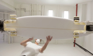 Watch How Union Surfboards Are Made in New York City